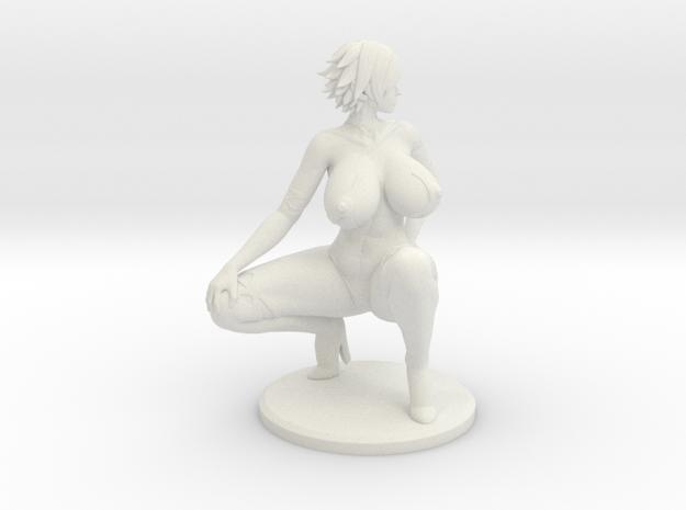 Aimsee Booty 5.5'' Versatile Plastic in White Natural Versatile Plastic