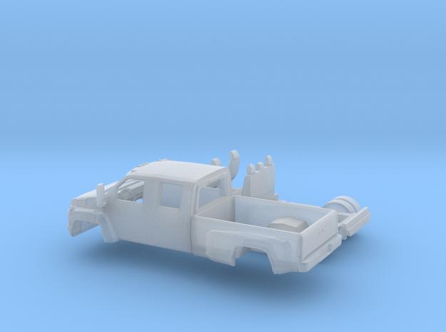 1/160 GMC Topkick Kit in Smooth Fine Detail Plastic