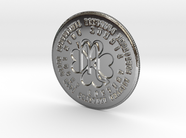 Scorpio Coin of 7 Virtues