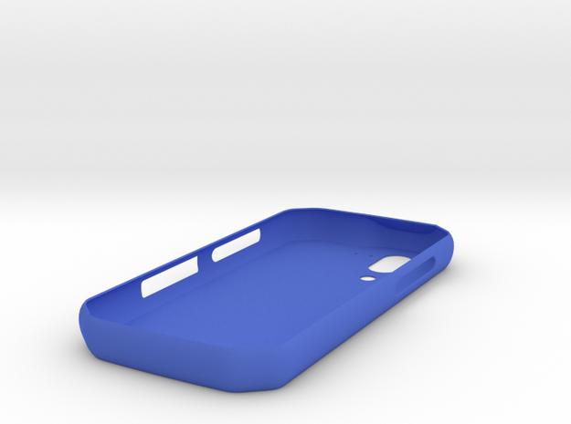 Case_CAT_S60 in Blue Processed Versatile Plastic