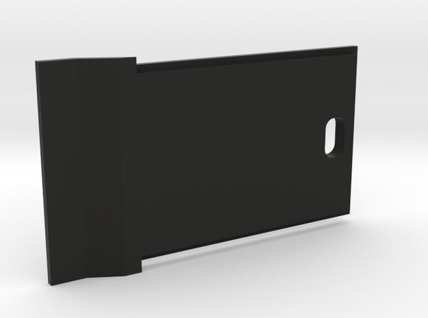 CMAX Hilux 4dr 152 Rear Box Door in Black Natural Versatile Plastic