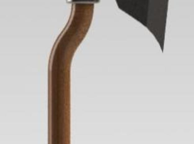 Throwing Axe 3d printed