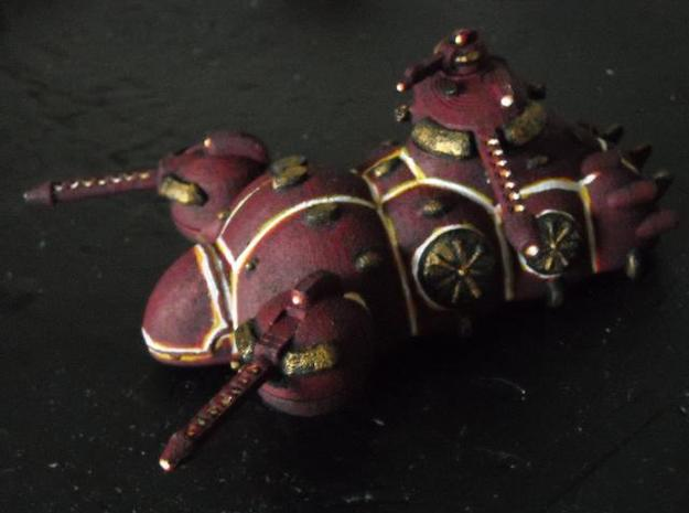 MG144-SYV07 Incandescent Outrage Heavy Tank 3d printed