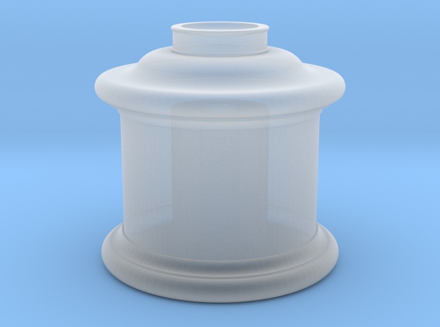 Ernest S Marsh - Steam Dome (G scale) in Smooth Fine Detail Plastic