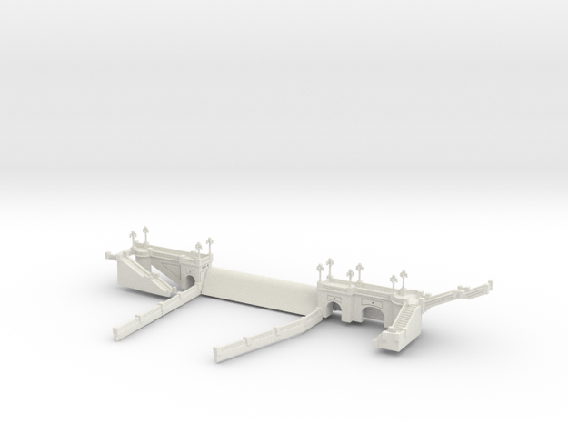 not for sale dellwood dam finished  in White Natural Versatile Plastic