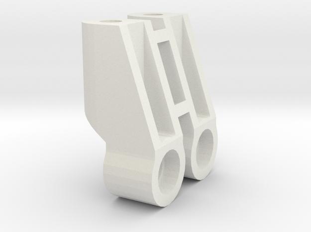 tamiya astute rear rod end in White Natural Versatile Plastic