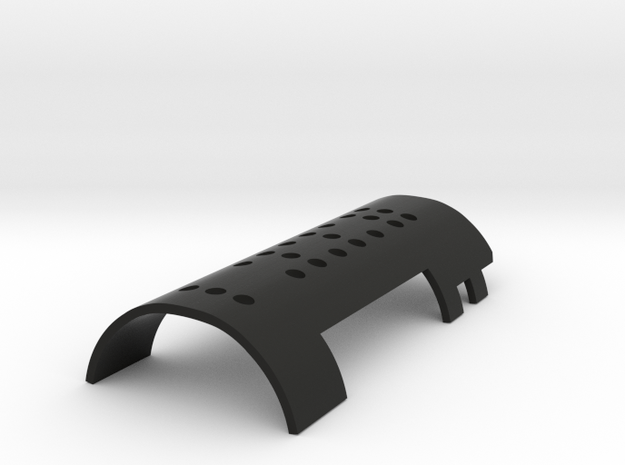 Chassis cover for Prizm in Black Natural Versatile Plastic