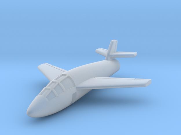 (1:285) Messerschmitt Me P.1079/4 in Smooth Fine Detail Plastic