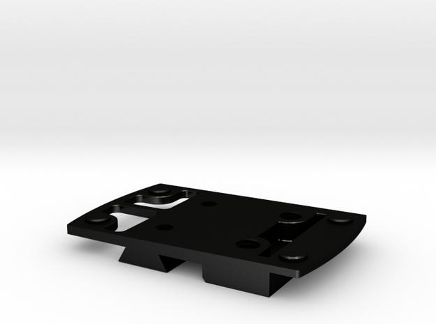 Tanfoglio Shield RMS Adapter in Matte Black Steel