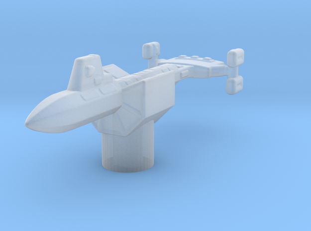 DY-100 Class 1/5000 Attack Wing in Smooth Fine Detail Plastic