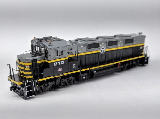 NRE 3GS21B Generation 2 (N - 1:160)