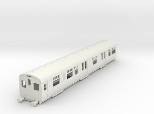 o-87-cl306-driver-motor-coach-1 in White Natural Versatile Plastic