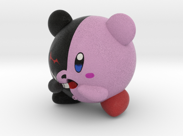 Mono-Kirby  in Natural Full Color Sandstone