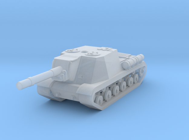 1/285 ISU-152 in Smooth Fine Detail Plastic: Small
