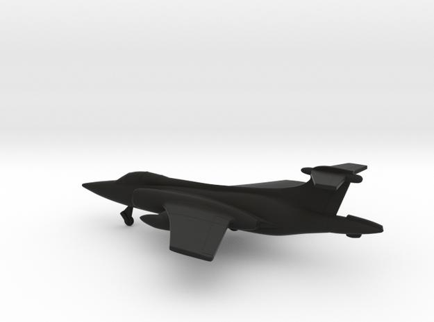 Blackburn Buccaneer S.2 in Black Natural Versatile Plastic: 6mm