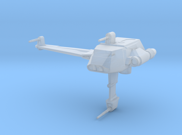 G9 Rigger Freighter in Smooth Fine Detail Plastic