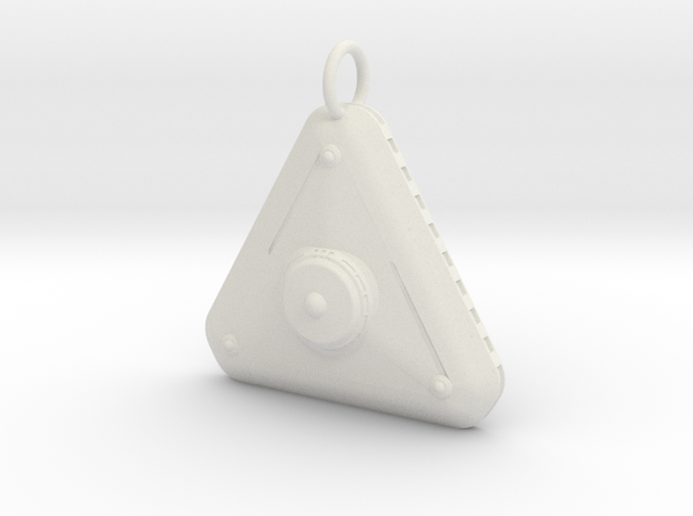 New High Profile MicroTriangular Craft Pendant