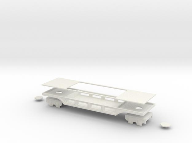 pechot platform wagon narrow gauge oo9