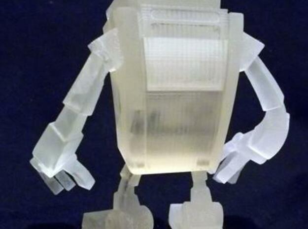 Game Bro Prototype 3d printed