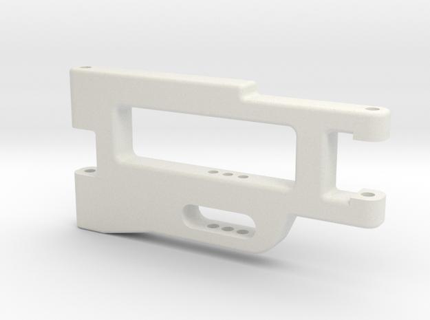 LA-26-FR-ZX6 in White Natural Versatile Plastic