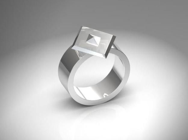 Guardian Ring 1976 GL Sz 14 3d printed