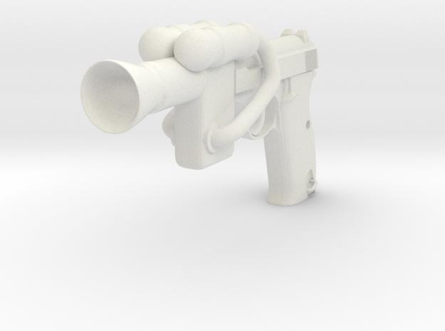 VOYAGE TO THE BOTTOM OF THE SEA SONIC STUN GUN (LO in White Natural Versatile Plastic