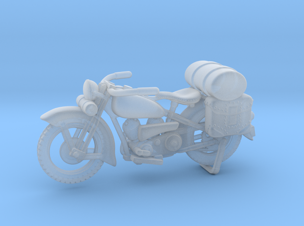 Outlaw Harley Davidson    1:64 S in Smooth Fine Detail Plastic