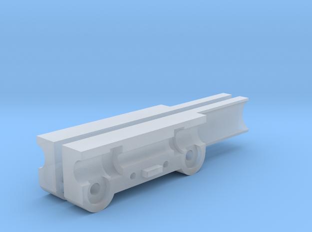 Doppelachsgetriebe 17,5mm in Smooth Fine Detail Plastic