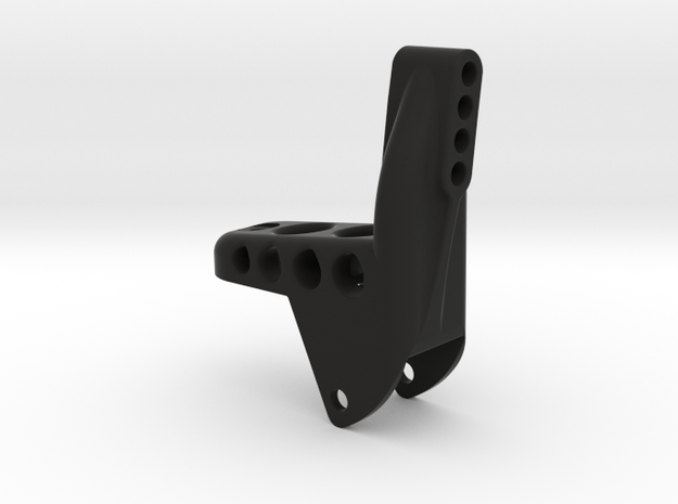 AR60 Rear Truss with Diff on Left Side in Black Natural Versatile Plastic