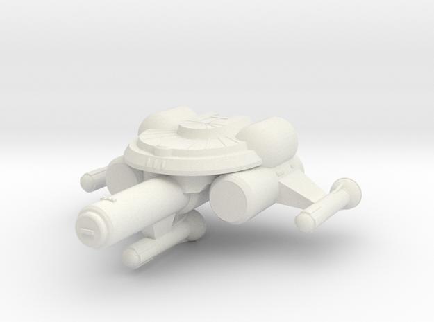 3125 Scale Seltorian Heavy Battlecruiser (BCH) MGL in White Natural Versatile Plastic