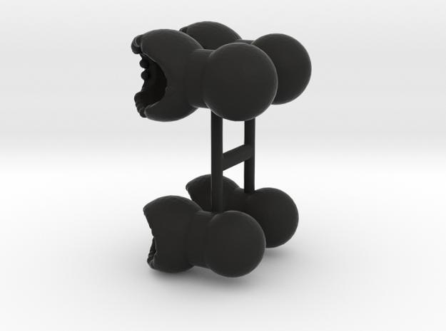Fnaf balljoint extenders in Black Natural Versatile Plastic