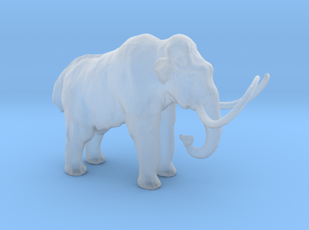 N Scale Woolly Mammoth