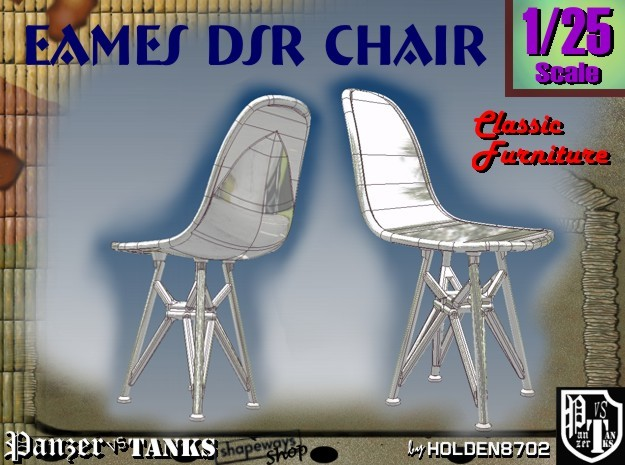 1-25 Eames DSR Chair