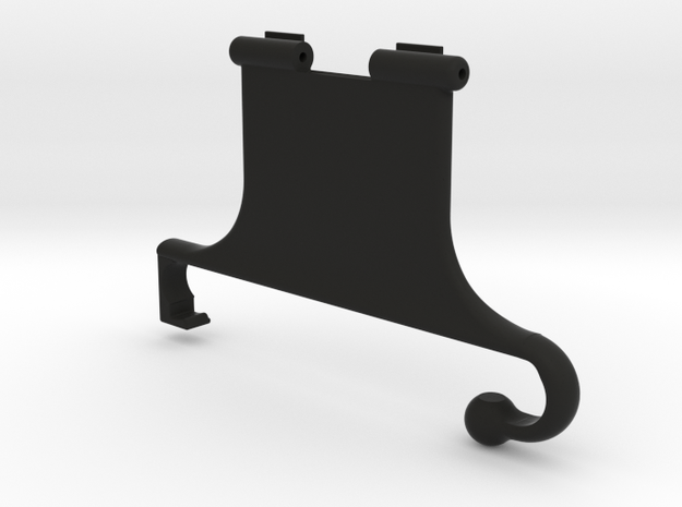 "NEODiVR ""poKet"" Alternate R arm for the ""Stealth""  in Black Natural Versatile Plastic"