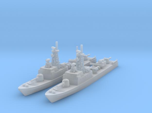 La Combattante III x2 (FUD)