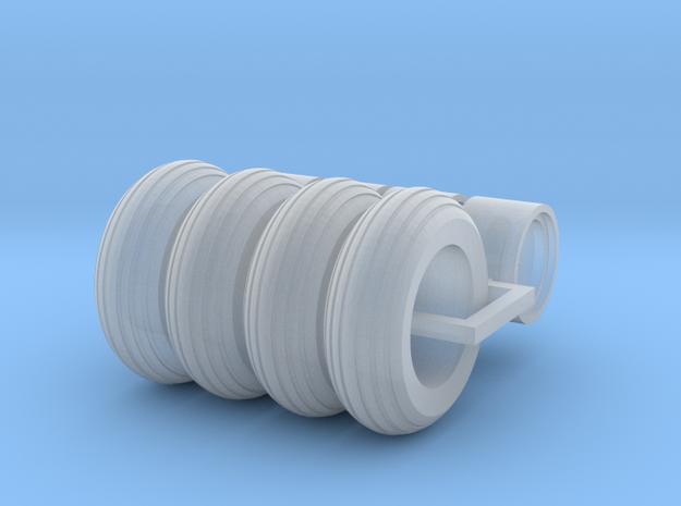 1/64 Scale 9.5L-15 Implement Tires Qty: 4