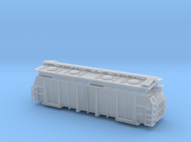 GR1 Phosphate Gondola N (1/160) in Smooth Fine Detail Plastic