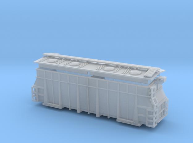 GR1 Phosphate Gondola EXT N (1/160) in Smooth Fine Detail Plastic