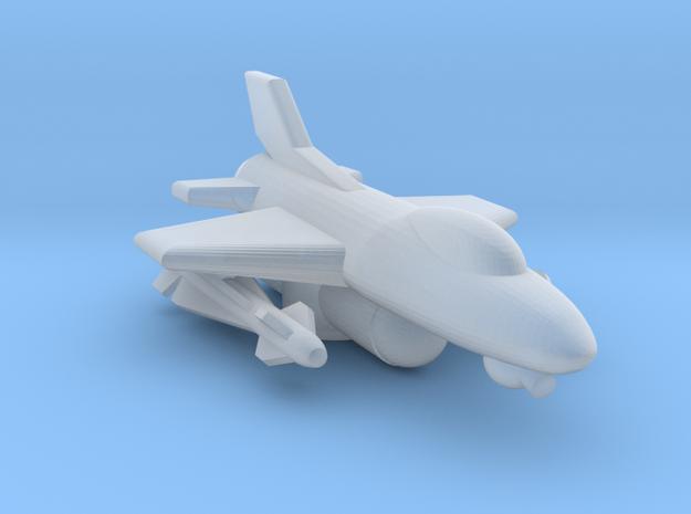 "285 Scale Federation F-16 ""Falcon"" Fighter MGL"