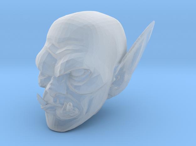 orc head 2