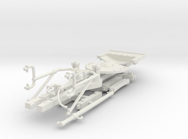 FORGE DE CAMPAGNE1 in White Natural Versatile Plastic