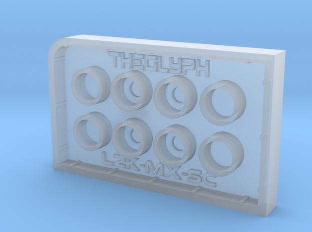 L2K-MX-SC in Smooth Fine Detail Plastic