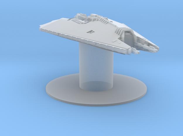 Narn - ThNor Cruiser (3.28 x / 1.92 y / 1.394 z) in Smooth Fine Detail Plastic