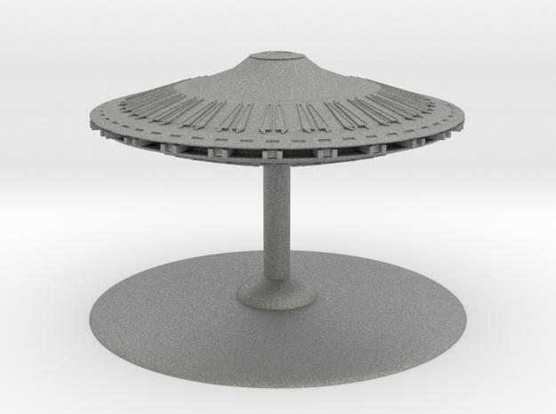 Vree - Xorr (2.154 x / 2.154 y / 1.472 z) in Gray Professional Plastic