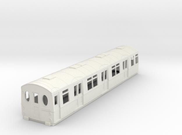 o-76-district-f-single-end-driver-coach in White Natural Versatile Plastic