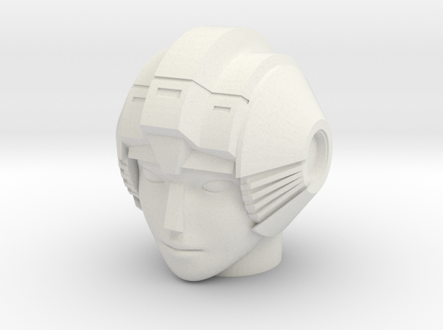 G1 Arcee head for POTP Moonracer