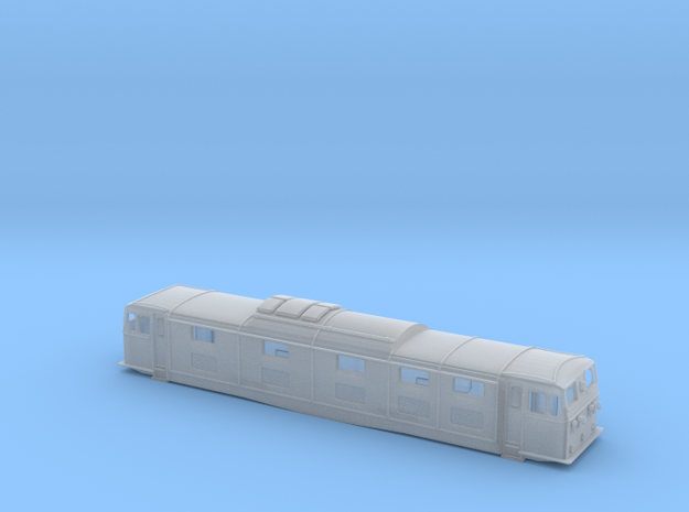 BR EM1 Class 76 Bodyshell Version 2 N Gauge (1/148