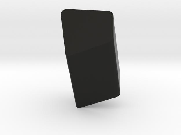 1/96 Bergamini Frigate - Anchor Point in Black Natural Versatile Plastic