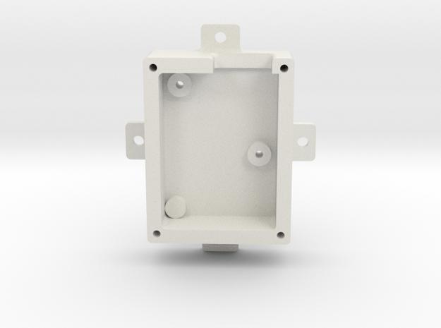 6_Channel_ServoControllerEnclosure.ipt in White Natural Versatile Plastic