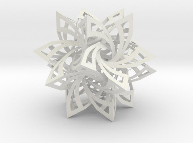 Star Frabjous Circle Box Diameter 9.5 Inches